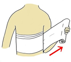 how to bind your chest 2