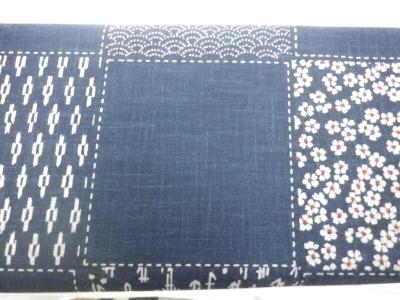 1116NJ Like Indigo  patchwork japan cotton wholesale fabric 11M
