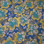 HJ2018 Japanese pattern Flowers Cotton 100% fabricsell by the roll