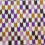 HJ2020 Colorful Yagasuri pattern Japanese traditional wholesale cotton