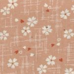 1126BR-1-B Sakura pattern Japan fabric cotton wholesale(Sevenberry)