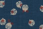1129NJ SUZU ring bell tinkle Japanese traditional pattern fabric 11M