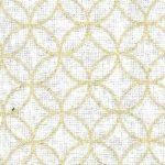 1130BR-C Gold Shippo pattern Japan cotton fabric wholesale 38M(Sevenberry)