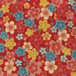 1136BR-A Sakura! Sakura! Sakura! japanese pattern wholesale fabric  (Sevenberry)