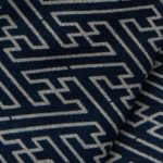 1137NJ Like Indigo Sayagata japanese traditional pattern wholesale 11M