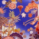 HJ2032 Japanese retro design cotton 100% wholesale fabric