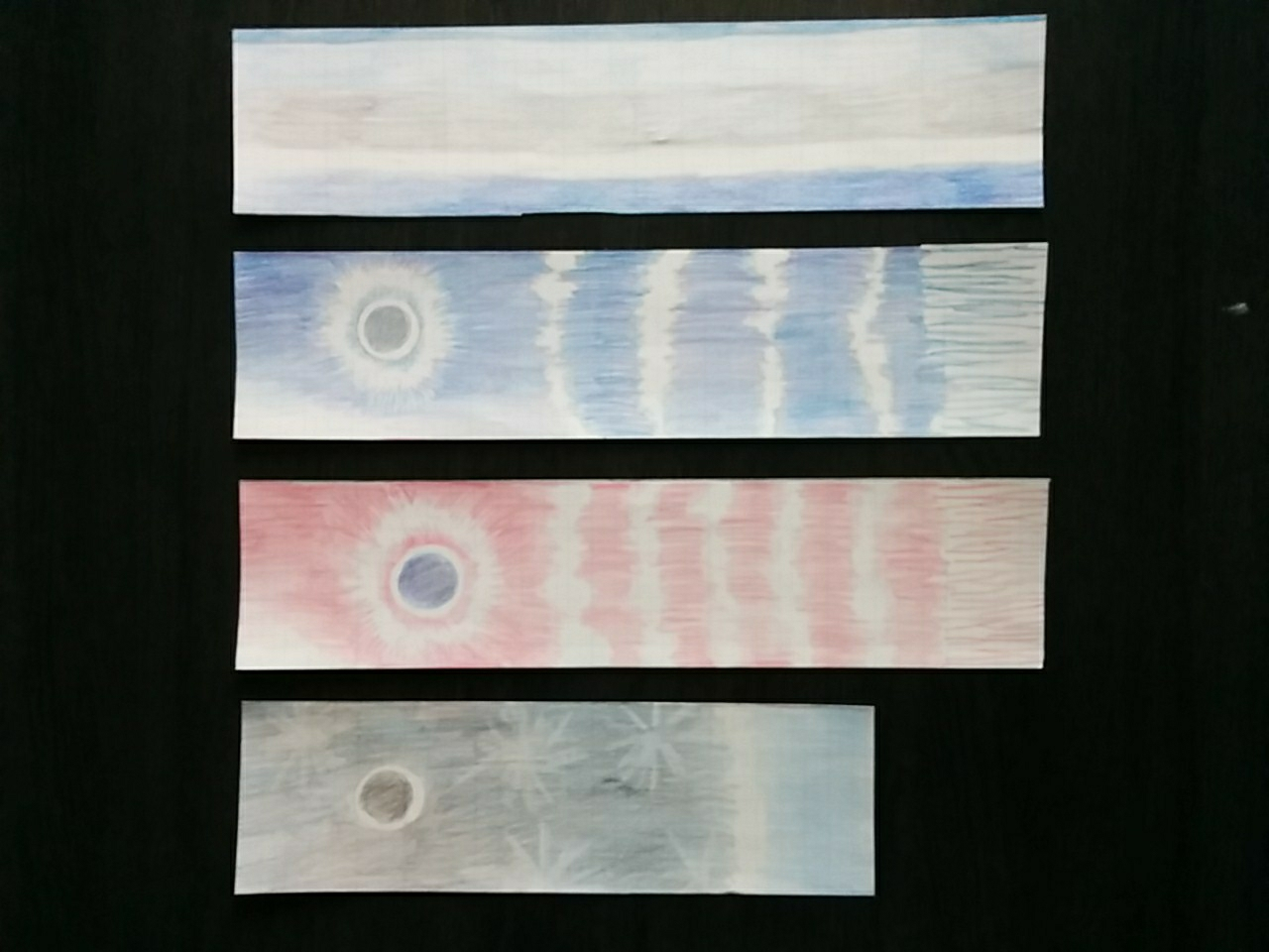 Koinobori Tenugui made by Sarashi