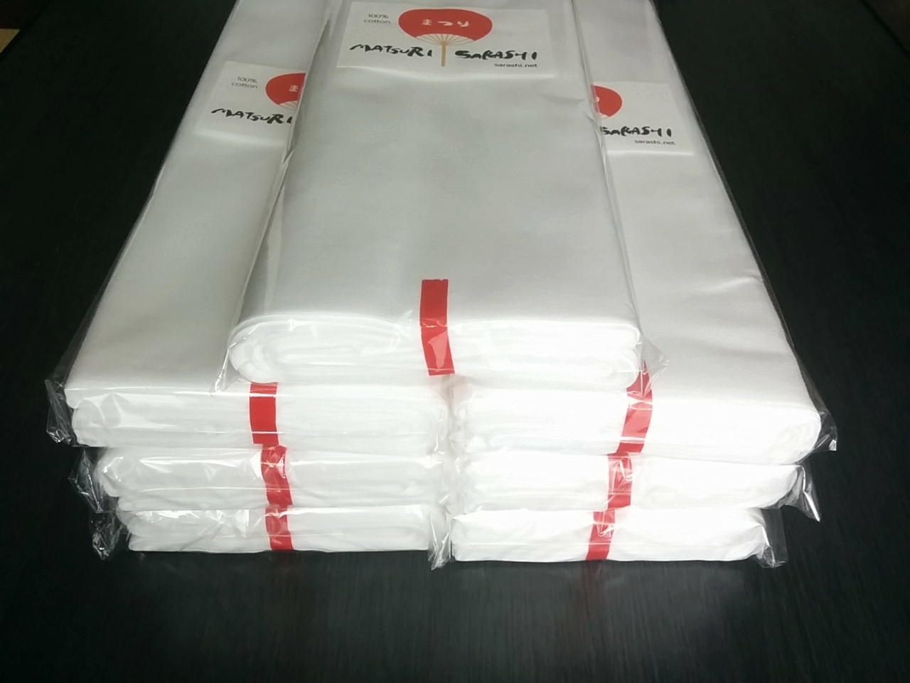 Japanese white cotton fabric wholesale