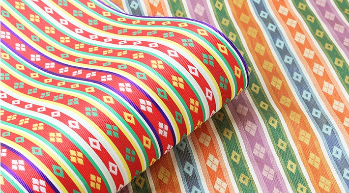 10M Ungen japanese fabric traditional rayon100% 10M