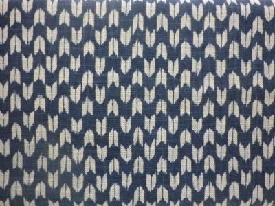 1113NJ Like Indigo YAGASURI traditional pattern navy japan wholesale