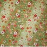 HJ2009 CHIYOGAMI origami paper pattern Fabric sell by the roll