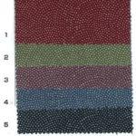 1127BR-5 SAME Komon japanese pattern cotton fabric wholesale 36M (Sevenberry)