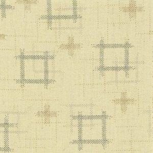 1139BR-A Like Kasuri Igasuri traditional Japan fabric cotton 10M,38M(Sevenberry)