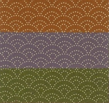 1125BR-1-C  SEIGAIHA wave traditional Japan fabric (Sevenberry)38M,10M
