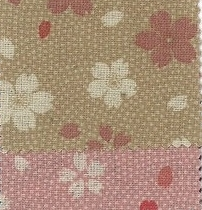 1131BR-A Cherry blossom traditional Japanese pattern (Sevenberry)