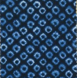 850257-1 Like Indigo Kanoko shibori Japan fabric(Sevenberry)10M,36M