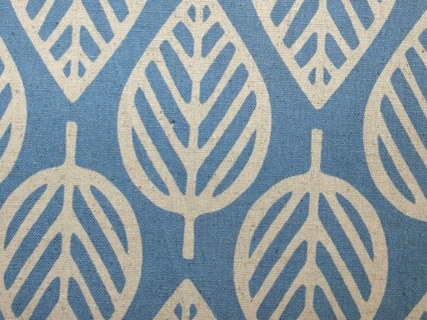 HJ2085 Leaves big simple pattern Japan fabric sell by the roll
