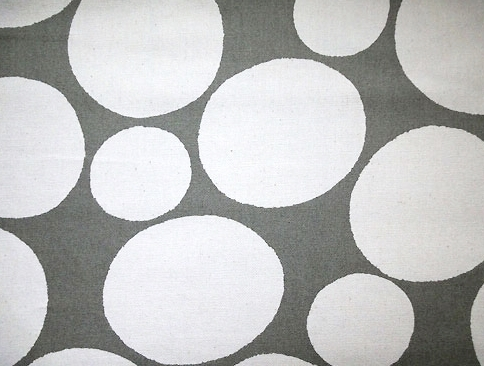 HJ2087 Big Polka dots printed fabric Japan wholesale 8 colors