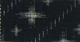 88223-D24 Like Indigo Cross Kasuri pattern Japan (Sevenberry 13M, 53M)