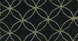 88223-D26 Like Indigo Shippo pattern fabric Japan (Sevenberry 13M, 53M)