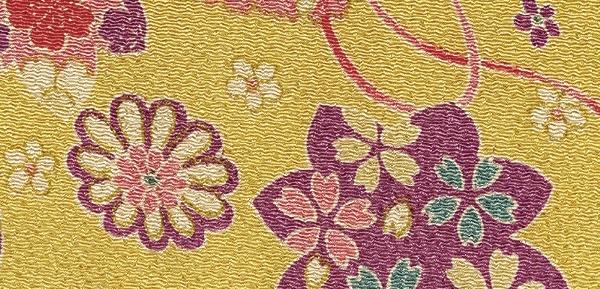 CR1057 CHIRIMEN CREPE like kimono Japan fabric wholesale 12M