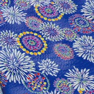 MF1002 Firework Japanese ripple fabric
