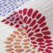 MF1008 FIREWOR crepe Japanese cotton fabric (11m)